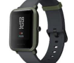 Chytré hodinky Xiaomi AmazFit Bip černé