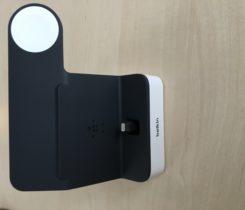 Belkin stojánek iphone+watch