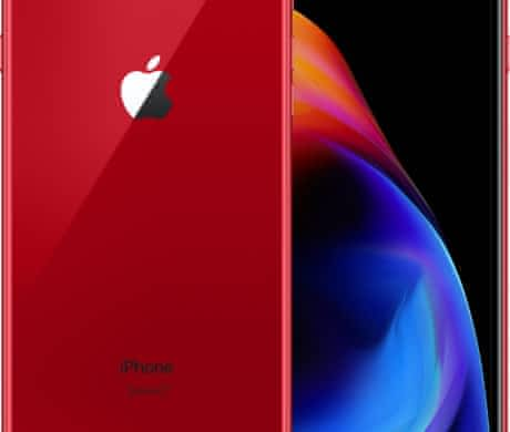 Výměna IPhone 8 plus Red Edition