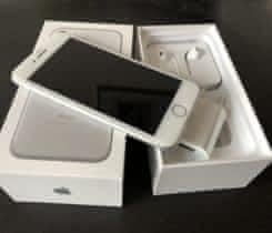 Prodám iPhone 7 256 GB stříbrný, záruka