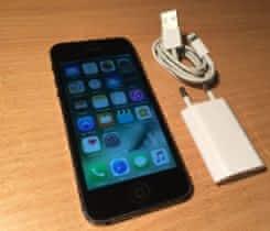 Apple iPhone 5, 16GB, černý