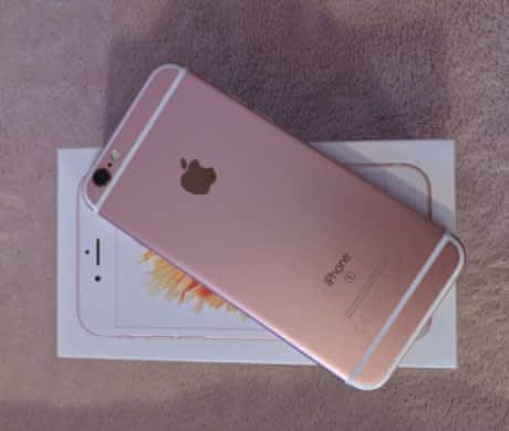 Prodám Prodám Iphone 6S Rose d5144195513