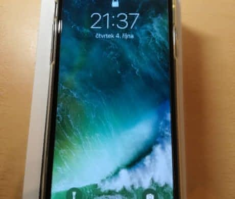 Apple iPhone x 64GB space gray, CZ dist.
