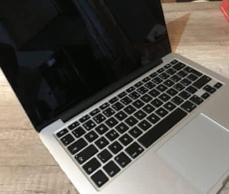 """Jedinečný MacBook Pro 13"""", retina, 2014"""