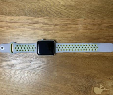 Apple watch Nike+,  42mm silver, s2