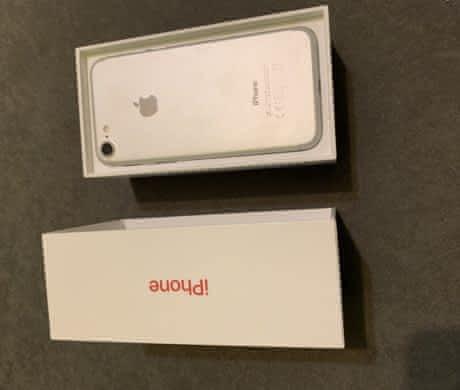 iPhone 7 32gb – Silver