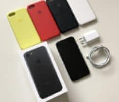 iPhone 7 černý + ZDARMA 4 kryty