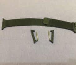 Apple Watch, 38mm, kovový tah+adapter