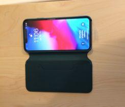 IPhone 256GB včetně orig. kož.pouzdra