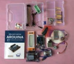 Arduino stavebnice Uno R3 + kniha