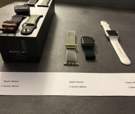 Prodám Apple Watch Series 2 (2kusy) +