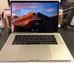 Apple MacBook Pro (15-inch, 2016), 16GB,