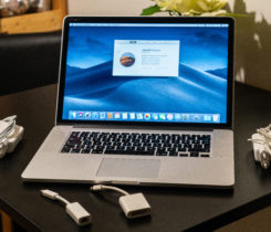 MacBook Pro 15 i7 2.3Ghz,late 2013,512GB
