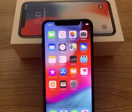 Apple iPhone X 64GB Space Grey v ZÁRUCE