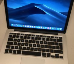 "Macbook Pro 13"" retina, 8GB/256 GB/2014"