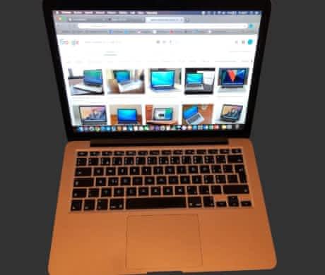 "MacBook Pro 13"" (Late 2013, Retina)"