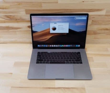 Apple MacBook Pro 15 2017 – i7 2.9 GHz /