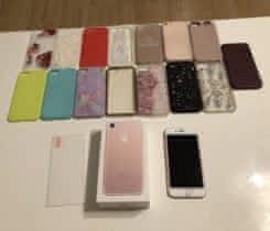 Prodám Iphone 7, ROSE GOLD, 32GB