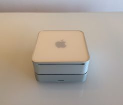 sestava Mac mini, ext. HD a LCD 17""