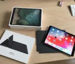 iPad pro 10.5 – 256 GB + LTE + Apple key