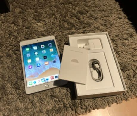 Apple iPad 4 mini 128GB Wi-Fi