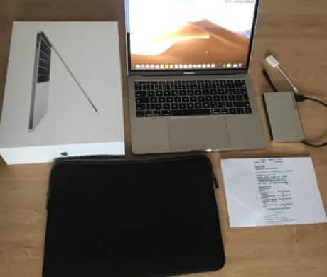 """MacBook Pro 13"""" Retina CZ 2017+1TB HDD"""