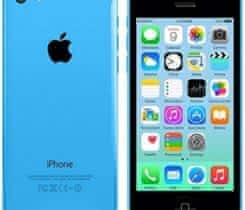 iPhone 5c modrý 16 GB nový