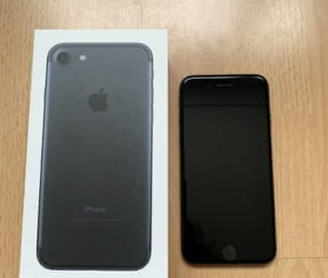 Prodám iPhone 7, 128GB Black