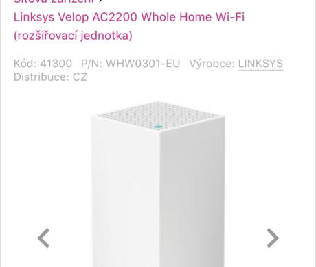 Linksys Velop AC2200