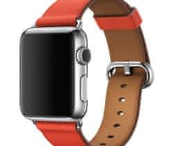Originální kožené řemínky Apple Watch