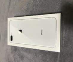 Prodam IPhone 8 plus silver – NEW