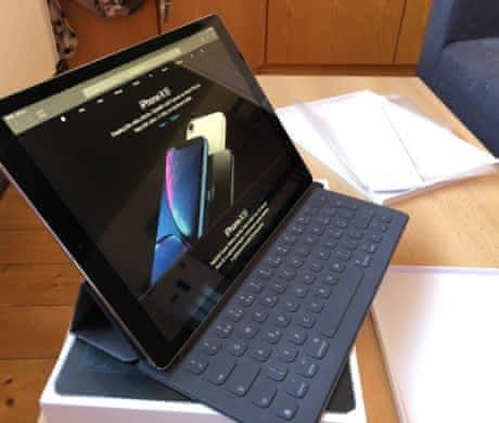 """iPad Pro 12.9"""" 64gb Wi-Fi – 2. generace"""