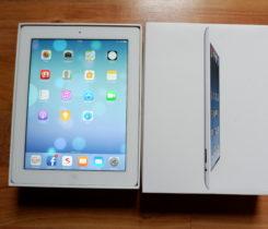 iPad Wi-Fi 32GB White