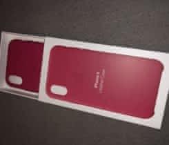 Kožený kryt na iPhone X