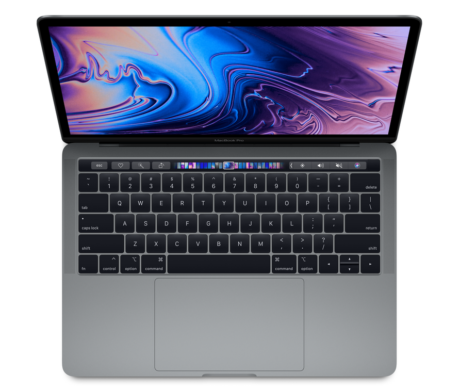 "Macbook pro 13"" 2018 256GB Touch Bar"