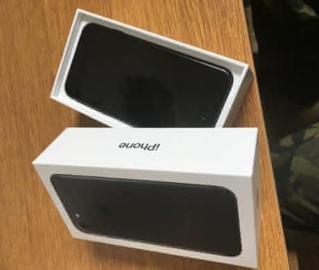 Prodám Iphone 7 mate black 32 GB