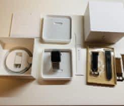Apple Watch 2 42mm Ocel, Milánský tah