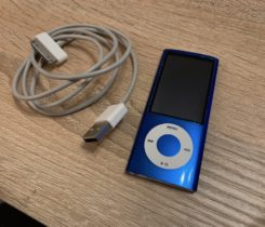 iPod Nano (5th generation), 8GB, modrý