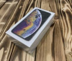 Nový iPhone Xs 64 GB silver
