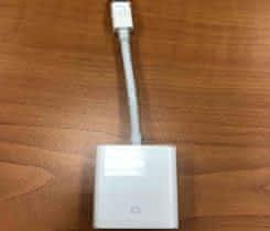 Apple redukce Displayport – DVI