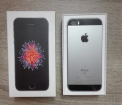 iPhone SE, Space Gray, 128GB