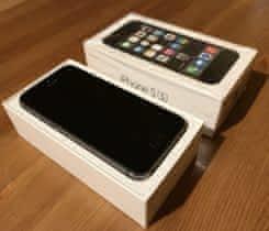 iPhone 5S 16GB space gray, příslušenství