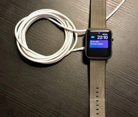 Apple Watch 42mm Space Gray (1. gen)