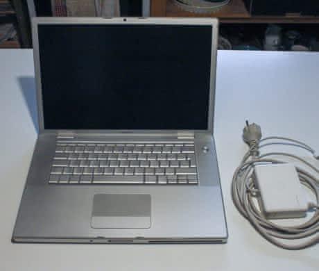 """MacBook Pro 15"""" late 2007 A1226"""