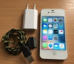 iPhone 4S, 32GB, bílý