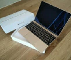 "Macbook 12"" RETINA – Gold ZÁRUKA 1Rok"