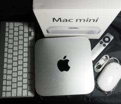mac mini 2012 10g ram 240ssd disk