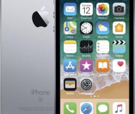 Prodám nový Iphone SE  32 GB
