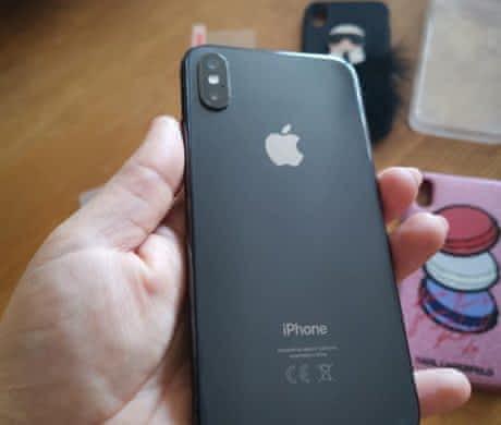 iPhone X, 256 GB, kryty