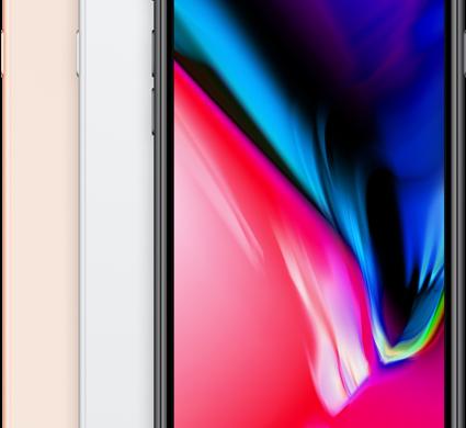 iPhone 8 Plus 256GB Space Grey+Spigen